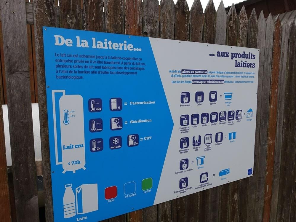 La Ferme de Viltain, emblématique client en région parisienne depuis plus de 12 ans