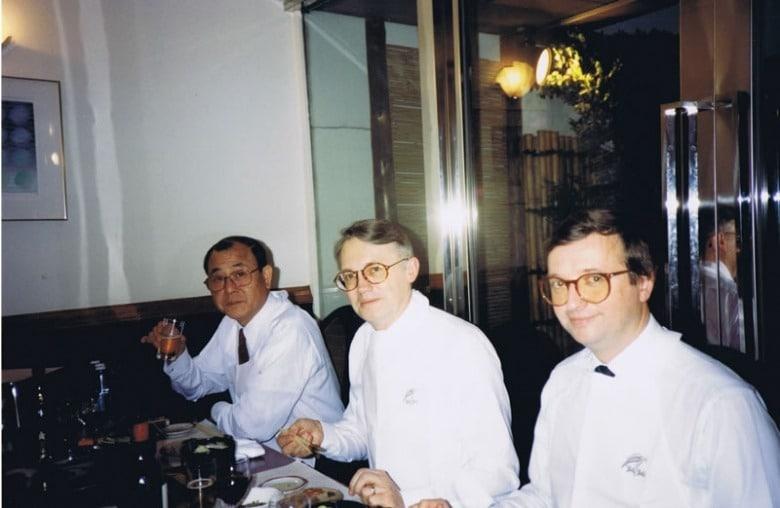 Réception à Tokyo pour le marché du siècle 780 tonnes de blanc d'oeufs
