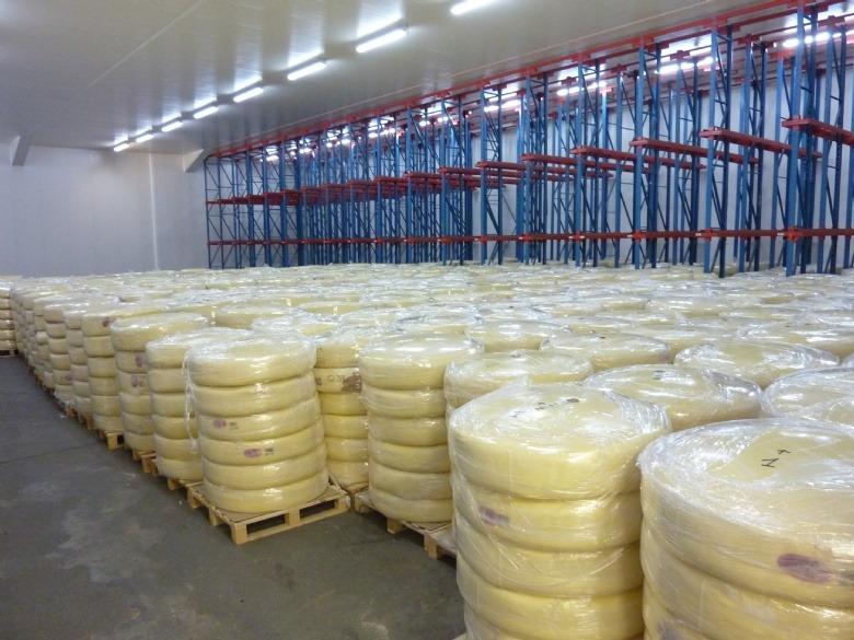 2010 : Maine Agrotec Entrepôt Frigorifique normes CEE