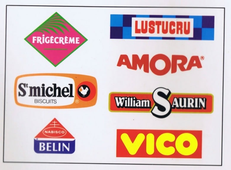 Les grands noms de nos clients dans l'industrie alimentaire française