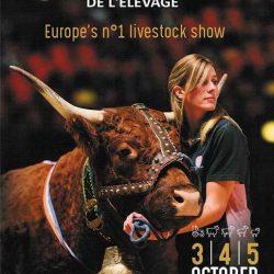 Sommet de l'élevage à Clermont-Ferrand