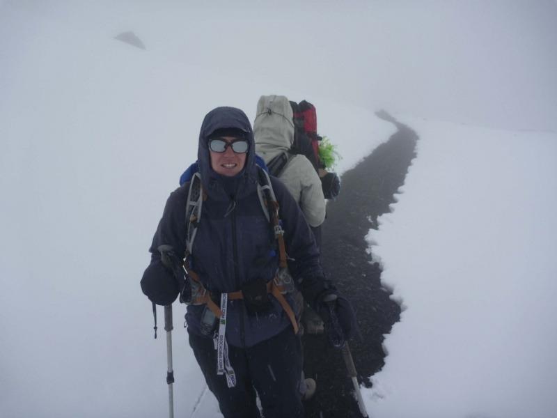 Le défi Kilimandjaro 2011 du Québec