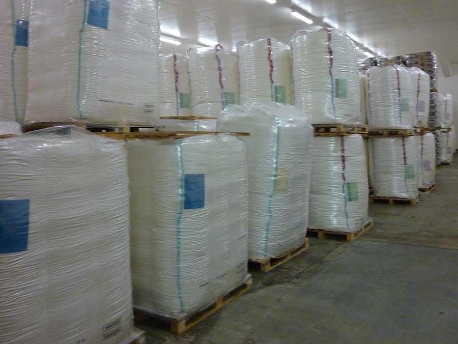 MAINE AGROTEC possède depuis près de 20 ans des entrepôts frigorifiques agréés au normes européennes.