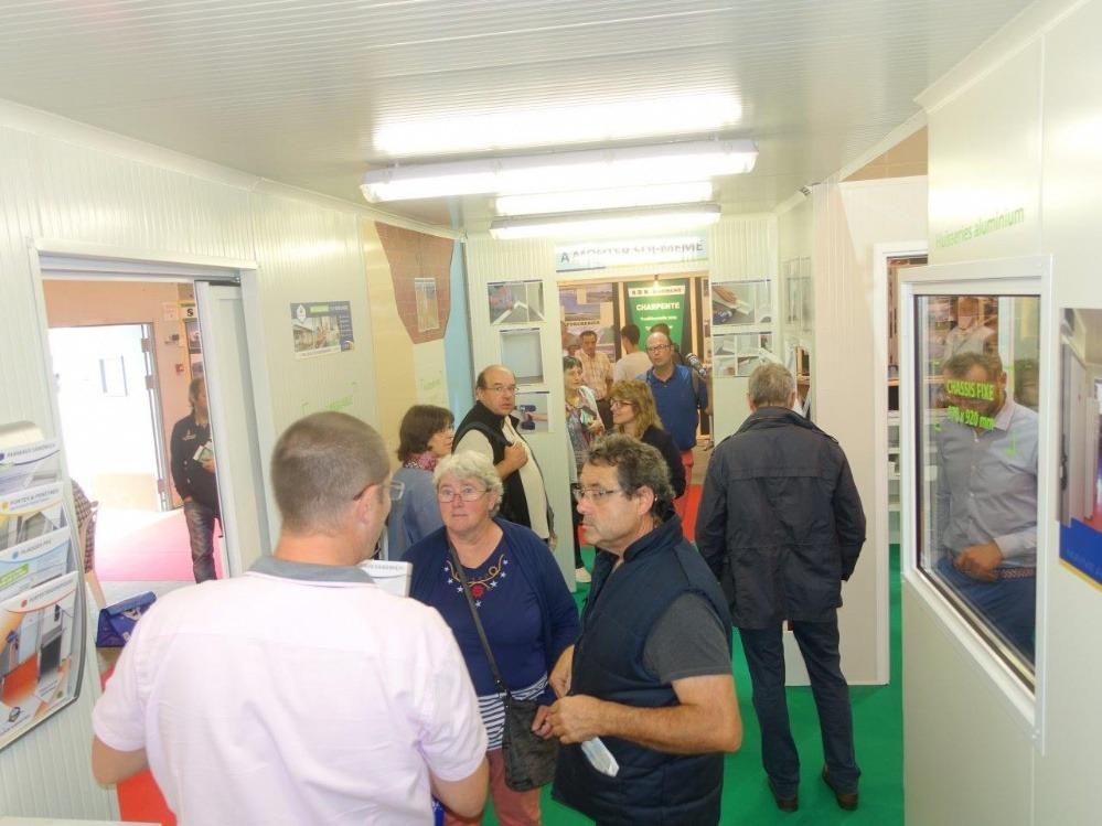16ème année de participation au Salon professionnel de Rennes le SPACE