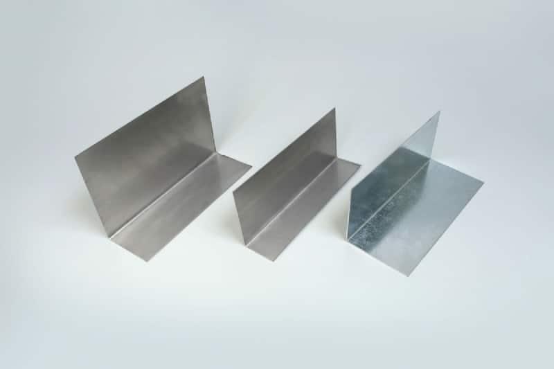 Accessoires cornières de finition Cornières Inox - Galva