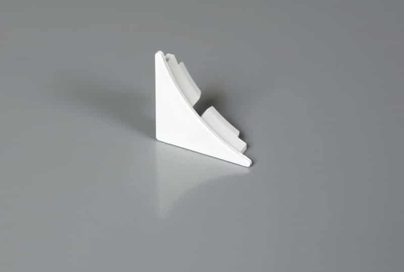 Accessoires conges angle Embout de congé d'angle