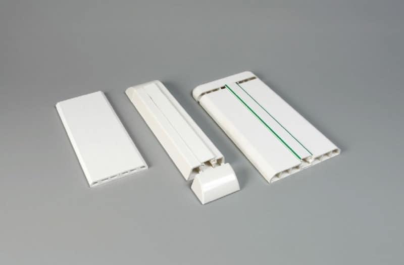 Accessoires Plinthes Lisses protection 70-100-150 mm
