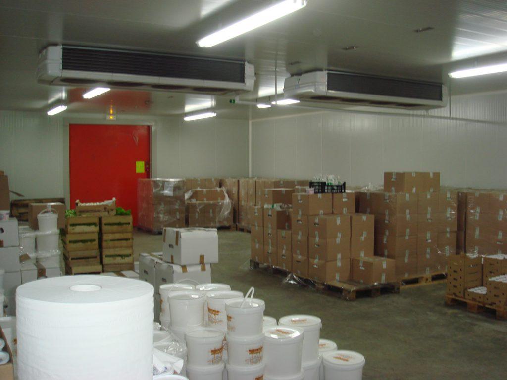 Conditionnements de produits laitiers