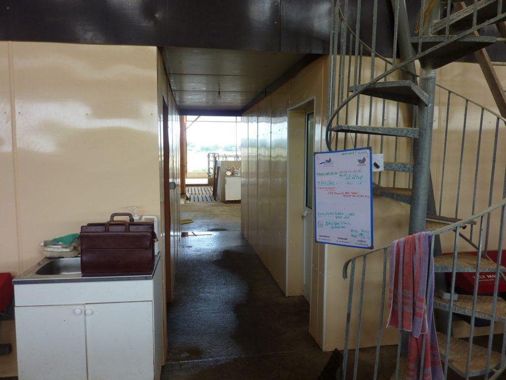 Construction PVC intérieur