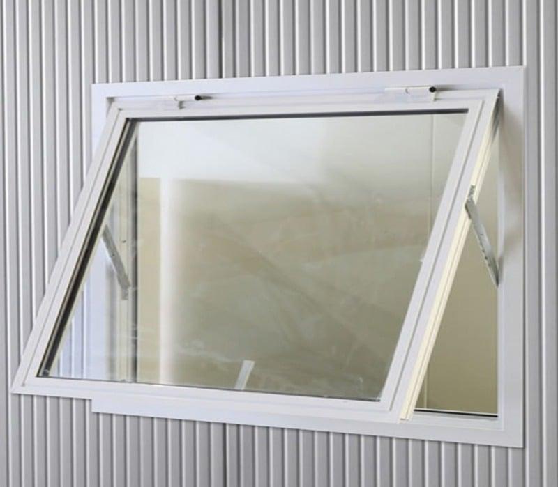 Fenêtres aluminium basculantes