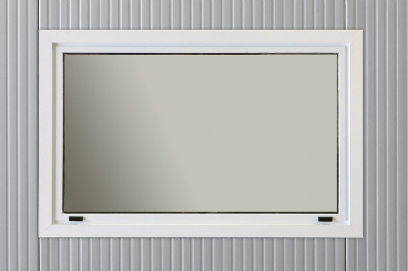 Fenêtres aluminium chassis fixe