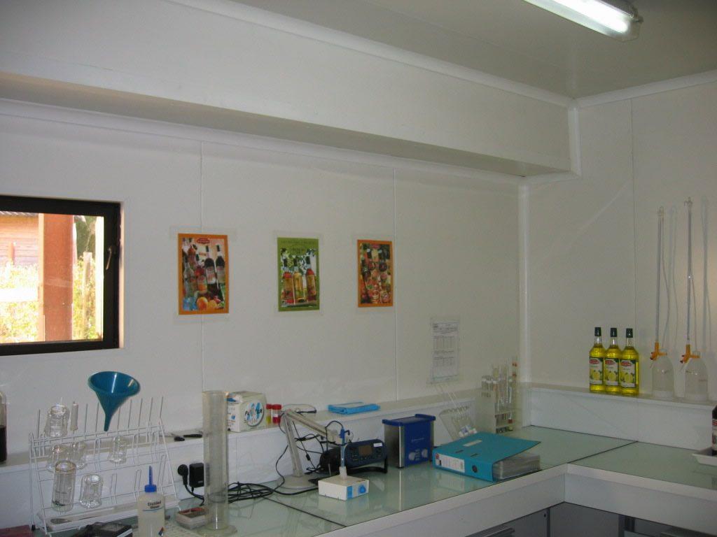 Laboratoire arôme alimentaire