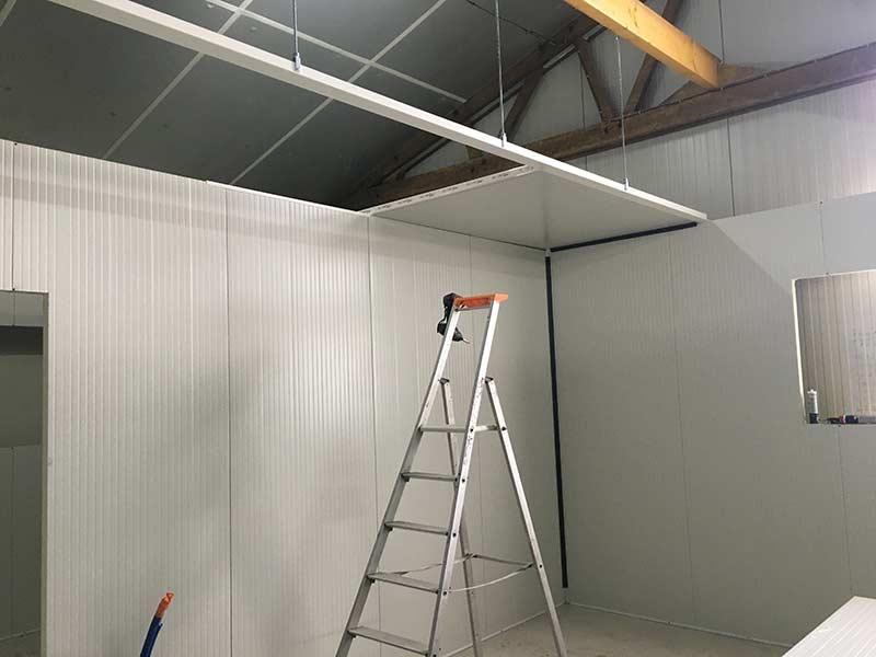 Laboratoire de produits laitiers - Maine Agrotec