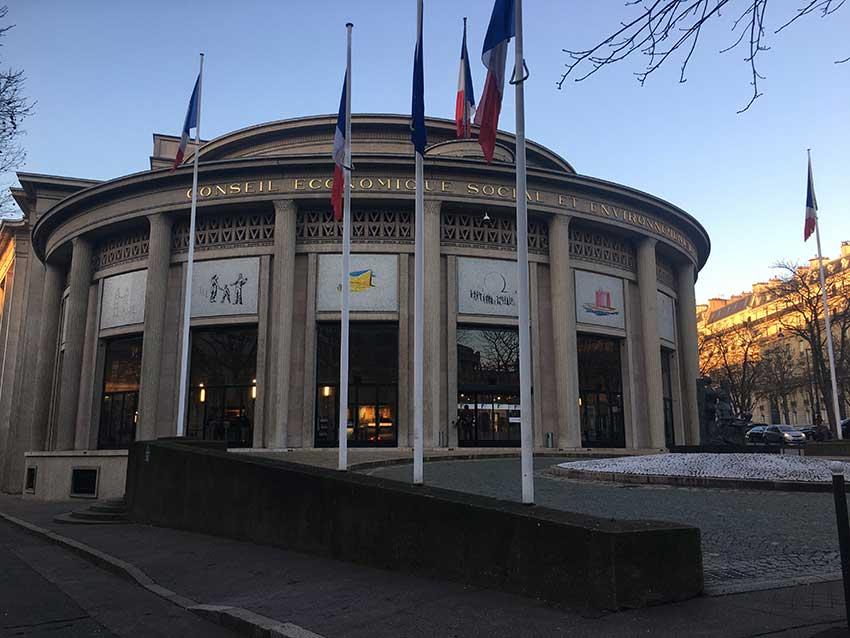Concours national des miels de France au Palais d'IENA