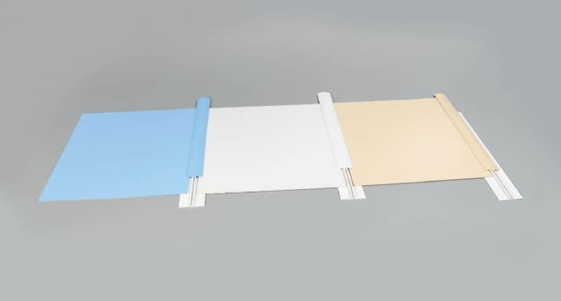 Accessoires divers Plaques PVC et H de jonction