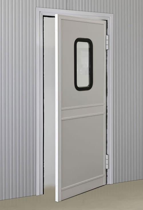 Portes aluminium va-et-vient