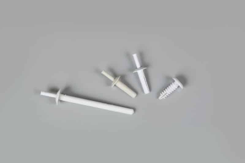 Accessoires divers Rivets PVC