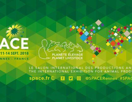 Salon SPACE 2018 à Rennes