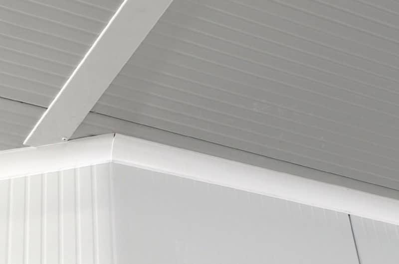 Accessoires divers T alu plafond
