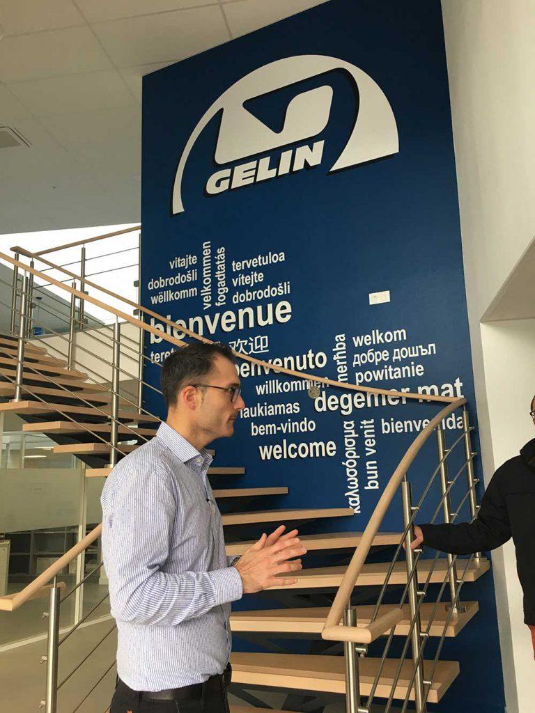 Les transports GELIN viennent de regrouper tous leurs services administratifs et d'exploitation sur une même plateforme de 1000 m² flambant neuf…